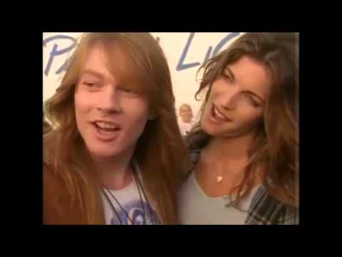 Axl Rose Moments