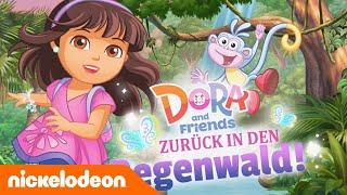 Dora & Friends: Zurück in den Regenwald - iOS & Google Play Apps für Kinder & Vorschüler auf Deutsch