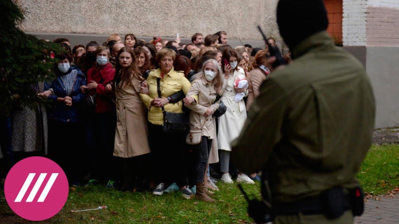 Подруга за подругу. Как белорусские женщины взяли протест в свои руки