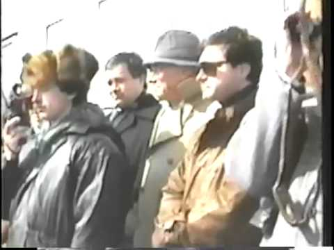 Degelen (Дегелен) Tunnel Neutralization Project - 1996