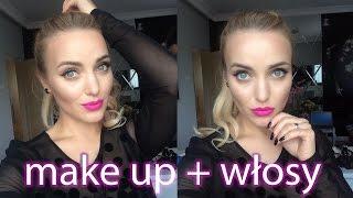 Makijaż + fryzura na specjalną okazję!