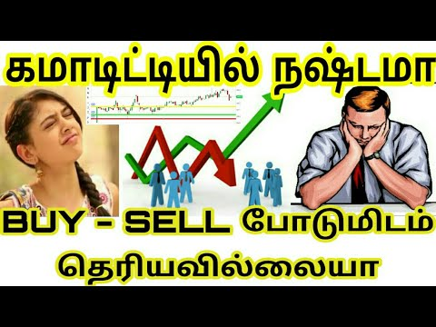 Buy Sell Place In Commodity | How To Manage Red Colour Market ( Video 12 )