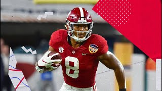 Josh Jacobs || The Most Underrated Running Back