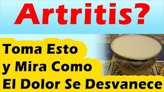 Espalda la de dolor en artritis