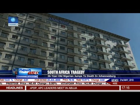 36-Year-Old Nigerian Man Jumps To Death In Johannesburg