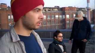 Создание клипа  «Антарктика»: эпизод второй