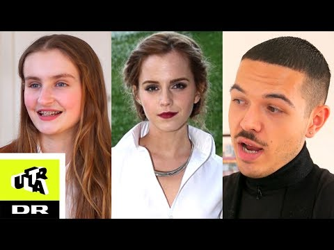 Makeover - Caroline (Emma Watson) | Outfit of the Day | Ultra