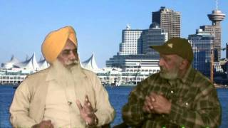 Harbhajan Singh Brar & Bakhshinder Singh talking about Jaswant Singh Khalra Part 2.