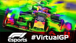 F1 Virtual Grand Prix, Full Race! | Interlagos Circuit