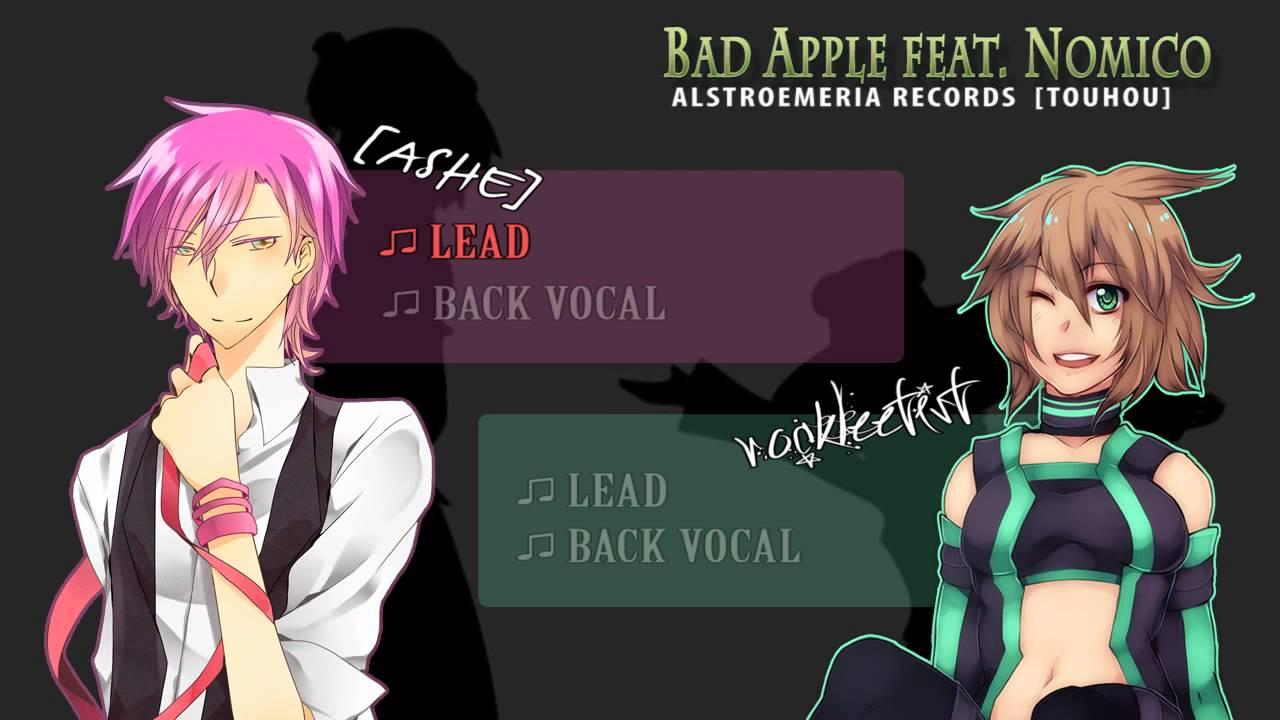 bad apple ashe rockleetist