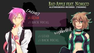 Repeat youtube video 『Rockleetist』 Bad Apple!! - English 『Ashe』