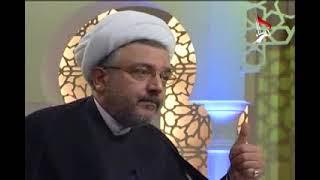 الشيخ محمد كنعان - خلق نور النبي محمد صلى الله عليه وآله وسلم