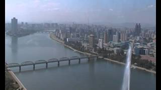 Pyongyang, DPRK from the Juche Tower
