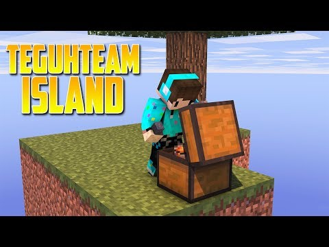 SEKARANG SAATNYA KITA LEBIH SERIUS ! Minecraft Sky Island #1