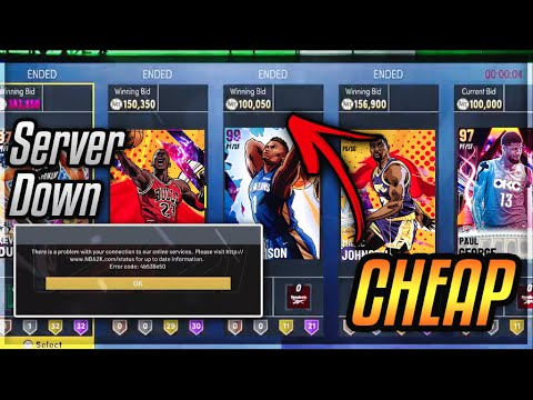 nba 2k21 myteam is broken and people are getting dark matter and galaxy opal cards for SUPER CHEAP!! |