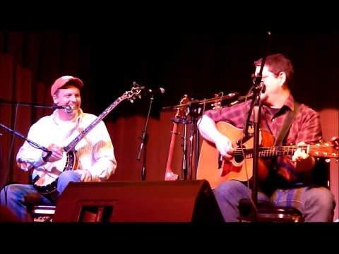 Rick Williams and Rob Bishline...Dueling Banjos...and more....