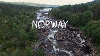 4K - NORWAY - DJI PH3 PRO