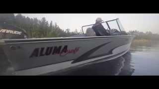 2016 Alumacraft 17'-20' Trophy Series Deep V Boats