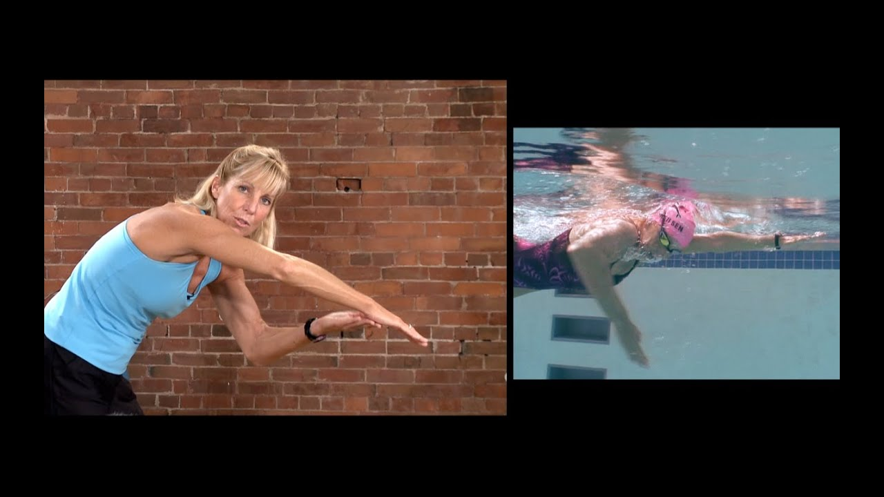 Faster Freestyle Swimming: Part 4. Umph at the Front: Where to apply the power