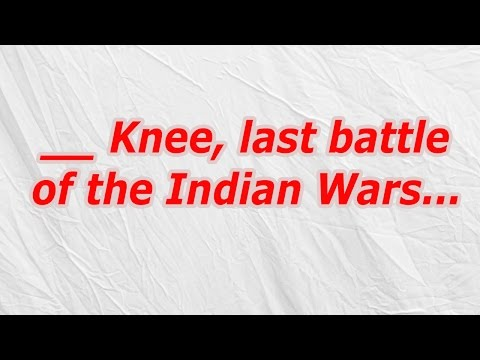 The Last Great Battle of the Indian Wars