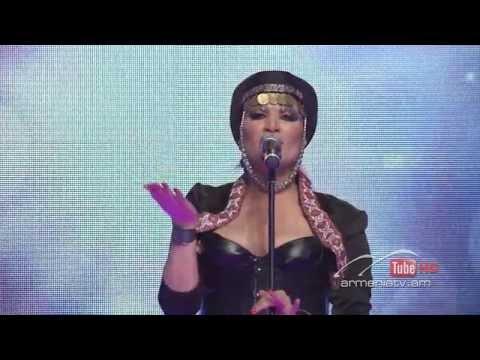 Gayane Arzumanyan, Նախշուն բաջի - The Voice Of Armenia - Live Show 8 - Season 1