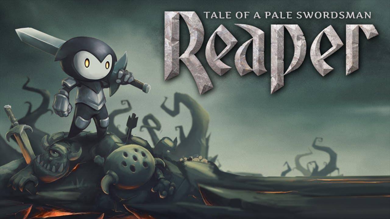 لعبه Reaper v1.4.8 مفتوحه كامله (مغامرات 2d)