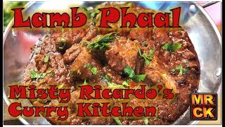 Lamb Phaal (restaurant Style)