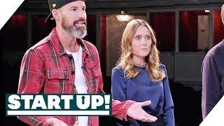 Die Jury ist enttäuscht: War die Challenge ein Flop? | Start Up! | SAT.1 TV
