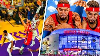 NBA 2K20 MyCAREER: Playoffs R2G1 - THE CLUTCH SHOT [ EP.16 ]