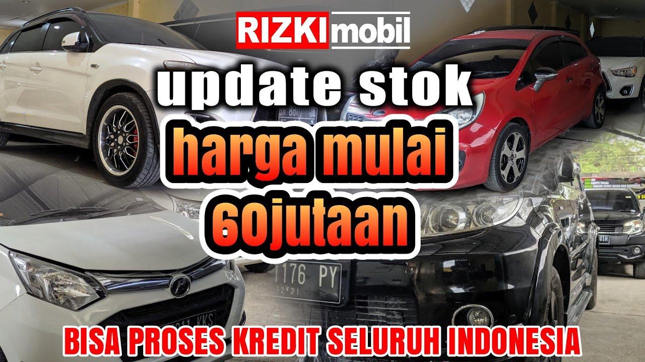 mulai 60 jutaan, update stok awal bulan Rizki Mobil Tulungagung 2 Agustus 2021 SEMANGAT GASSPOLL
