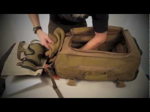 24bd008d3d44 Hazard4 Air Support Carry-On Luggage  TD Product DEMO - YouTube