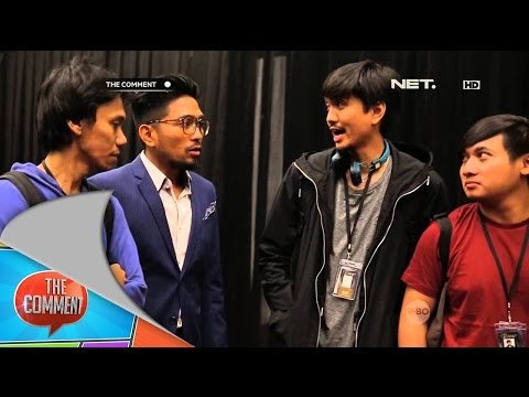 Jalan jalan di Red Carpet, Backstage dan Lounge NET 20 Bareng Danang Darto