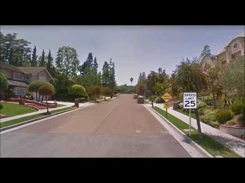 4 SIGNS to be put on Alonzo Ave Encino CA on February 22, 2019