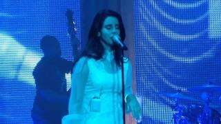 Lana Del Rey - Blue Velvet (Tony Bennett cover) live Manchester O2 Apollo 23-05-13