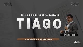A Religião Verdadeira | Rev. Marcio Cleib