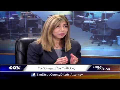 Charter-Cox Local Edition with San Diego County Chief Deputy District Attorney Summer Stephan