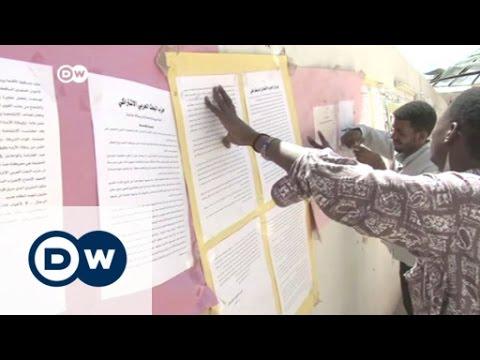 Voting in Sudan | Journal