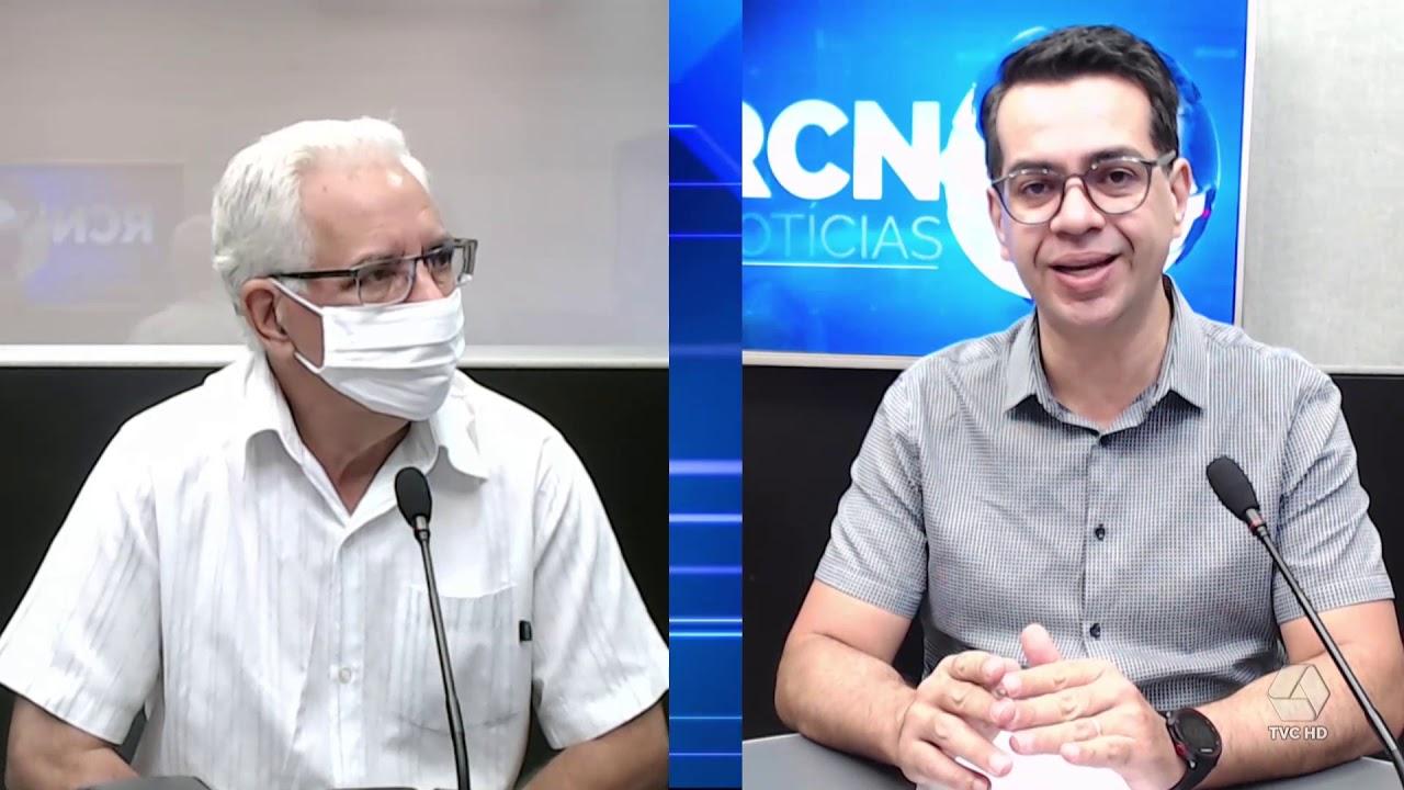 Suedi Silva Torres, presidente do sindicato do comércio varejista de Três Lagoas