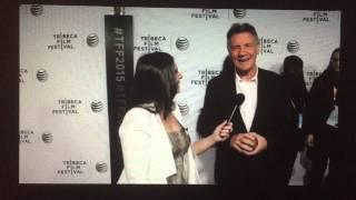 Michael Palin says Ni! at the Tribeca Film Festival 2015