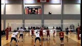 GPRC Vs. SAIT Mens Volleyball (ACAC)
