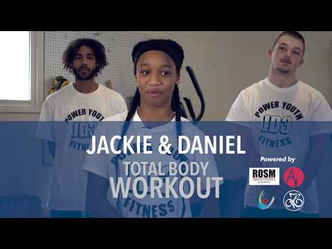 Power Youth Fitness - Total Body Workout
