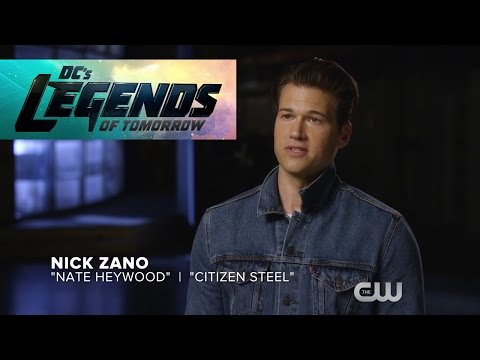 DC's Legends of Tomorrow  Season 2  Nick Zano