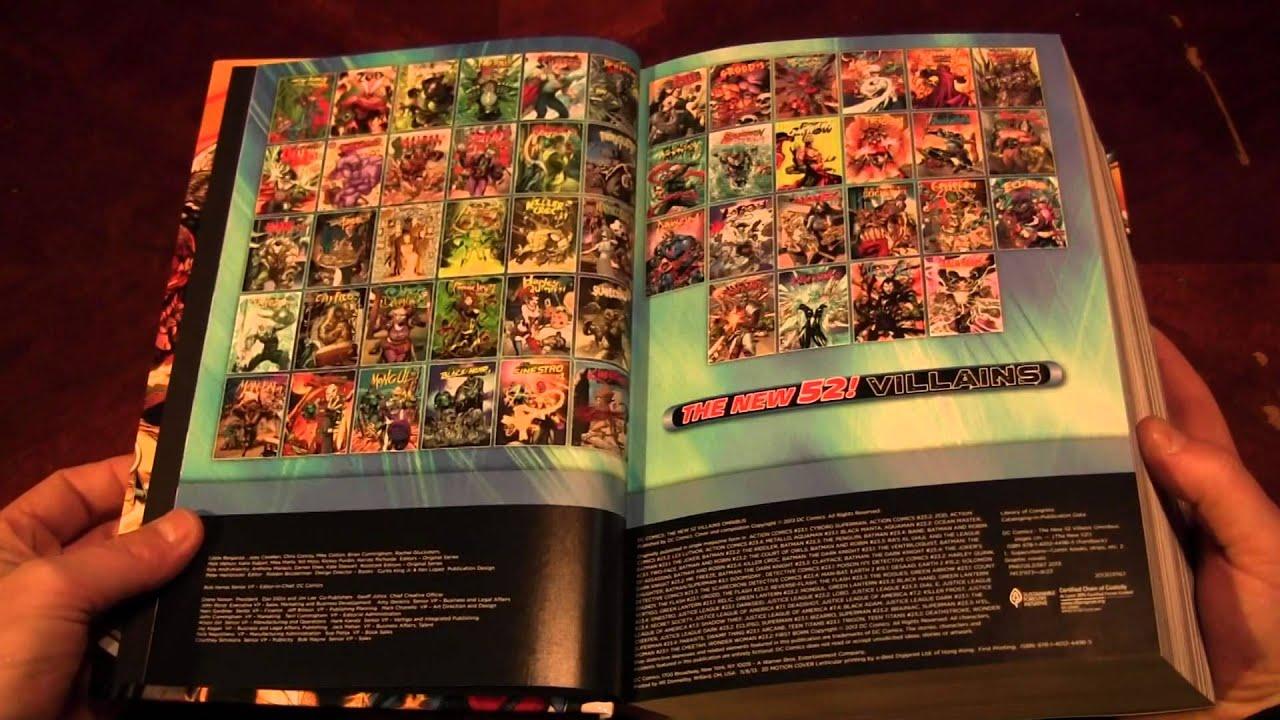 Wallpapers Hd Hulk Dc Comics New 52 Villains Omnibus Hardcover Comic Review