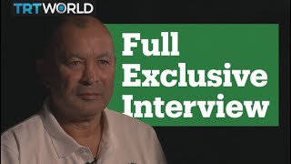 Eddie Jones takes the blame for World Cup loss | Full Exclusive Interview