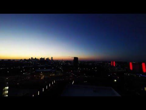 Parkland Dallas time lapse