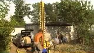 бензиновая буровая установка гидравлическая.MP4(, 2012-08-18T23:27:42.000Z)