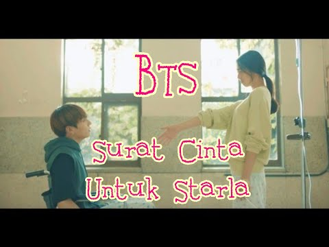 [FMV] BTS-SURAT CINTA UNTUK STARLA (BTS LOVE YOURSELF HIGHLIGHT REEL)
