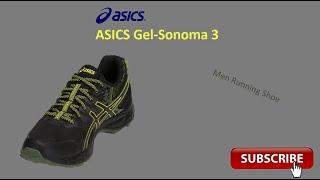 ASICS Men's Gel-Sonoma 3 Running Shoe- unboxing