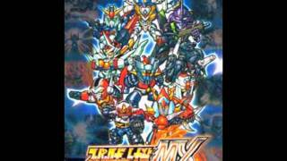 """""""Rahxephon"""" series event BGM from Super Robot Wars MX. The world is filled with sound (read: It's so damn noisy)"""