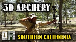 Archery: 3D Archery Tournament Southern California   Dual Frontier
